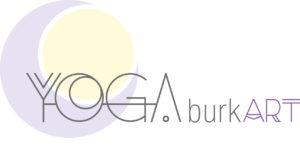 Logo yoga burk ART freie Yogalehrerin Nicole Burkart
